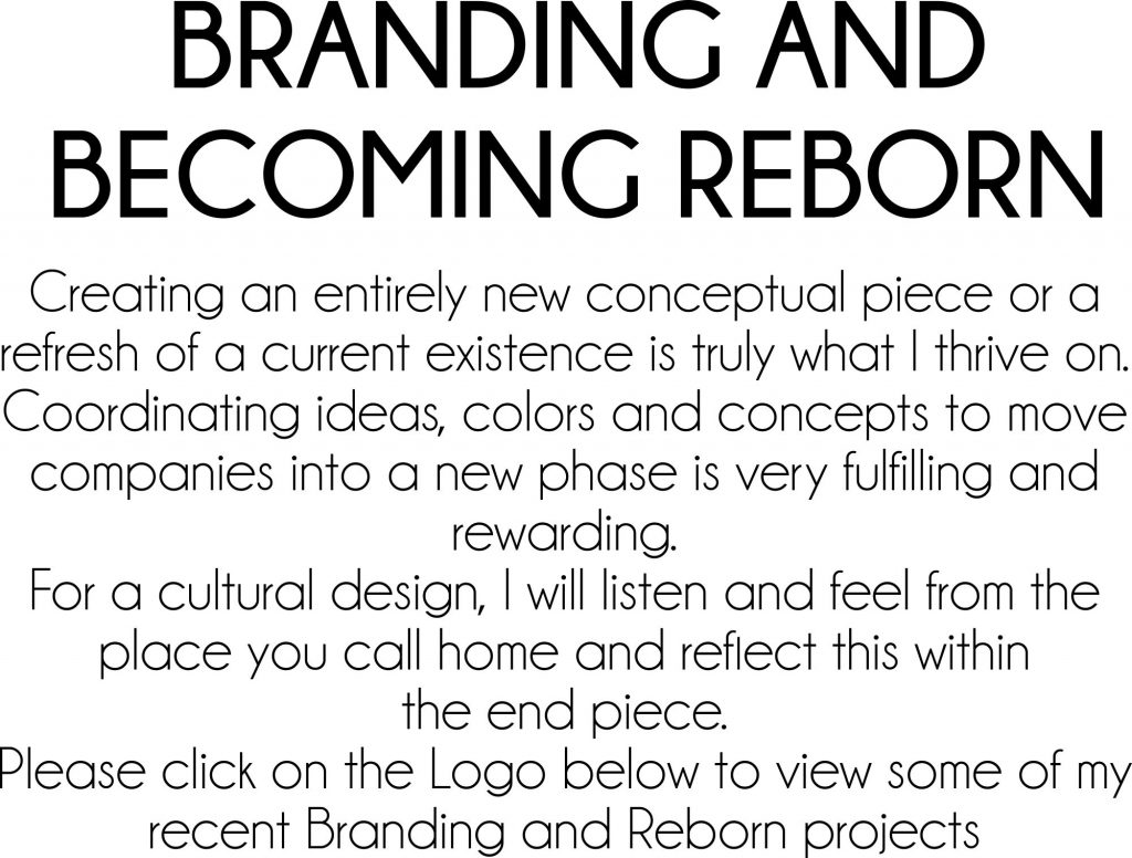 Shannon Wilson Branding and Becoming Reborn